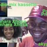 Skype show - Prince Harvey and Amhara Xhosa
