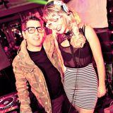 DJ Lady Kate & DJ Isaac B - Live At Myth 02.14.13
