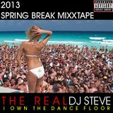 2013 SPRING BREAK MIXX TAPE