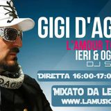 SPECIAL ''Gigi D'Agostino'' mixed by Les Cundro (23-11-2016)