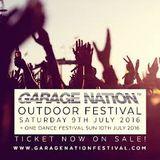 DJ NG Garage Nation festival 2016 (Live recording) Roots & Influences tent.