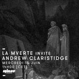 La Mverte Invite Andrew Claristidge - 15 Juin 2016