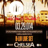 B-LIV House Sessions 37 @FG DJ Radio Show - B-Liv at @Chelsea Hotel Miami WMC 2014 / 03-29-14