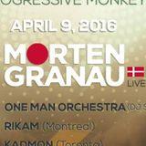 Audi Étoffe - Morten Granau Event Preview Mix