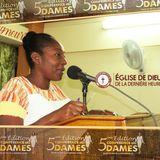 CONFERENCE DES DAMES -Comment les femmes chrétiennes peuvent jouer leur rôle 2-3