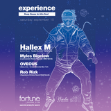 Hallex M x OVEOUS x Rob Rizk x Myles Bigelow LIVE at Fortune Club, Vancouver