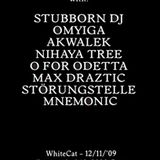 Caoutchoulogy 1 : 12/11 mnemonic (set) @ White Cat