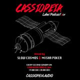 CASSIOPEIA Label Podcast #04 mixed by Slow Cosmos & Misha Poker