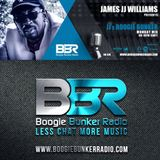 JJ's Boogie Bunker Monday Mix Show, 10th April 2017