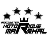 DJ NOTORIOUS MARSHAL BIRTHDAY MIXTAPE (NAPOLI 2017)
