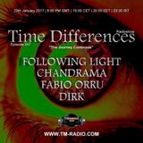 Fabio Orru - Time Differences  247 on Tm-Radio