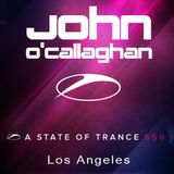 John O'Callaghan - Live at Beyond Wonderland in Los Angeles, USA (17.03.2012)