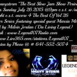 The Heavystorm Show The Best Of Vol 26 Marcia Mitchell Women Of Soul Series I