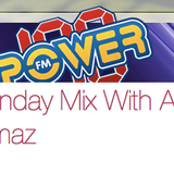 POWER FM 100.0 - Sunday Mix with Ali YILMAZ - 03.02.2013