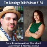 Flavor Extraction without Alcohol: Learning from Jared & Absinthia from Nickle Dime Syrups