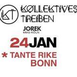 Jorek @ Tante Rike - Bonn #Kollektives Treiben 24.01.2015
