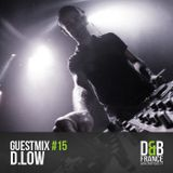 Guest Mix DnbFrance #15 - D.Low