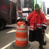 Kim Ann Foxman @ Times Square Transmissions 12-12-2018