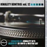 Kwality Kontrol Vol 12 September 2016 (Mistah Jay & Jon B)