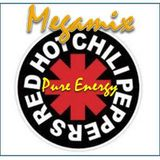 "Red Hot Chili Peppers ""PureEnergy"" Megamix"