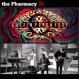 The Pharmacy Radio Ep 19 - The Zombies - Colin Blunstone - Austin Psych Fest 2014 . .