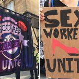 June 2019 P1: Glasgow show!  Scottish decrim campaign,  strippers threatened, ho daughters
