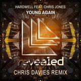 Hardwell feat. Chris Jones - Young Again (Chris Davies Remix)