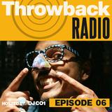 Throwback Radio #6 - DJ CO1 (Golden ERA Hip Hop)