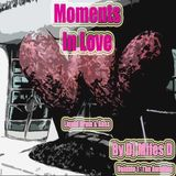 Moments In Love Volume 1 : The awaiting / A liquid drum & bass mix By Dj Miles D