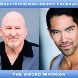 Walt Interviews Johnny Fujikawa – The Sword Warrior