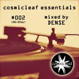 Cosmicleaf Essentials #02 by Dense