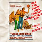 Cheap Forty Fives Valentine's Day Mix