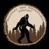 Bigfoot Pro Wrestling Podcast #132