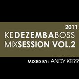 Andy Kerr vs Beans Bhontshisi - KeDezemba Boss Mix (Vol.2) 2011