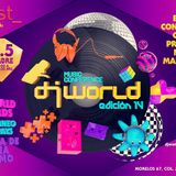 Dj World 2013 Mix Tape by Miguel Alanis