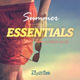 Summer Essentials - Summer House Hits Mix 2014