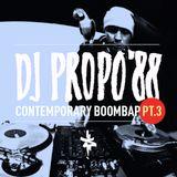 DJ Propo'88 - Contemporary BoomBap Pt.3