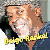 Deigo Ranks - Sunday 4th Aug 2019