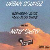 Urban Soundz S03E16 meets NiTtY GriTtY (29-05-2019)
