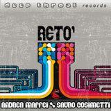 """Andrea Maffei & Sauro Cosimetti """"Retò"""" (Incl. UGLH Remixes)"""