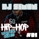 DJ SIMON - HIP-HOP & WORLD VIBES #01 [2016]