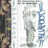 Blufoot - The Resolution Will Not Be Memorised...... (Deal Real Mixtape, 1999)