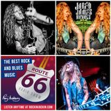 Route 66 Radio Show (19/06/16) Jared James Nichols Interview plus Slash, Brain, Meat Loaf & Simo