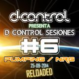 D Control Deejay Sesiones #6 Bounce NRG & Pumping RELOADED