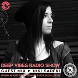 Deep Vibes - Guest NIKI SADEKI - 18.06.2017
