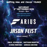 DJ Jason Feist presents The Mainroom Trance Sessions Vol 6 on Trance-Energy Radio