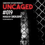 Uncaged Podcast #019 by Sackjepp