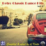 DJ Kosta - Retro Classic Dance Mix Vol 2 (Section Party All Night)