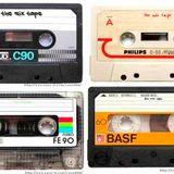 A 90's hip-hop  mixtape
