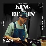 MURO presents KING OF DIGGIN' 2019.08.28『DIGGIN' Michael Jackson』